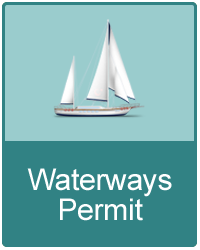 Waterways Permit Button